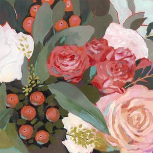 Eucalyptus Bouquet I by Victoria Borges