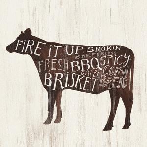 Farmhouse BBQ II by Victoria Borges