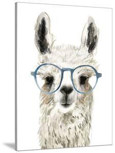 Hip Llama II by Victoria Borges