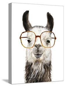 Hip Llama III by Victoria Borges