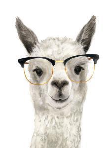 Hip Llama IV by Victoria Borges