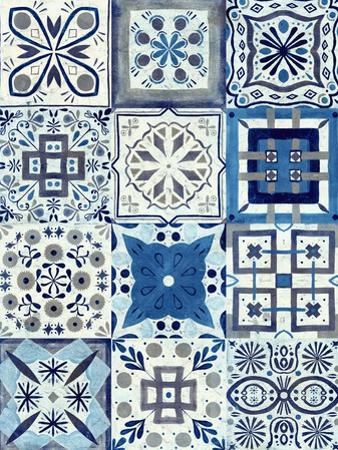 Kaleidoscope Tile I by Victoria Borges