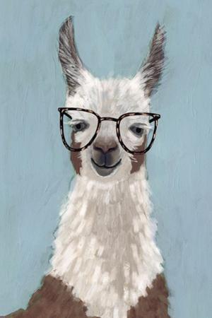 Llama Specs I by Victoria Borges