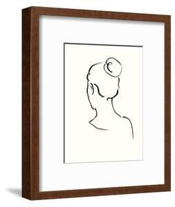 Minimal Profile IV by Victoria Borges