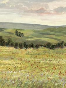 Morning Meadow I by Victoria Borges