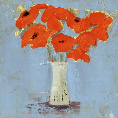 Orange Poppy Impression I