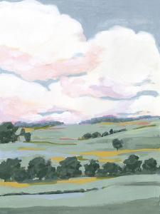 Pastel View II by Victoria Borges