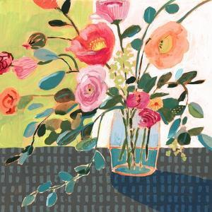 Quirky Bouquet II by Victoria Borges