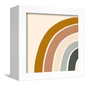 Retro Rainbow I by Victoria Borges