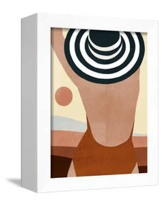 Sunseeker Bathers II by Victoria Borges
