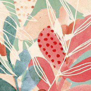 Tropical Assemblage I by Victoria Borges