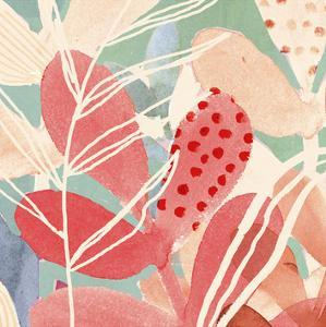 Tropical Assemblage III by Victoria Borges