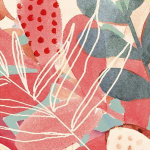 Tropical Assemblage IV by Victoria Borges