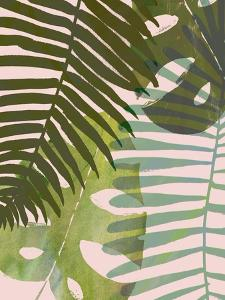 Tropical Tangle I by Victoria Borges