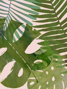 Tropical Tangle II by Victoria Borges