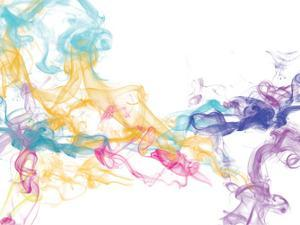 Abstract Smoke 2 by Victoria Brown