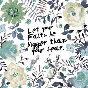 Bigger Than Fear by Victoria Brown