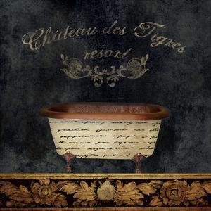 Classic Bathtub by Victoria Brown