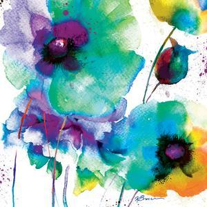 Color Flowers by Victoria Brown