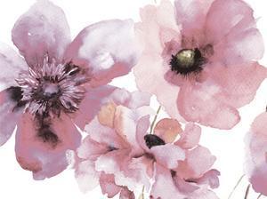 Flowering Pink Hues 1 by Victoria Brown