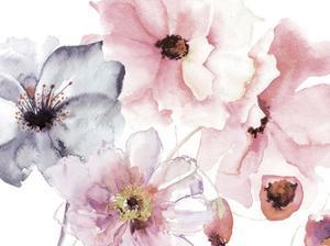 Flowering Pink Hues 2 by Victoria Brown