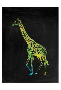 Giraffe by Victoria Brown