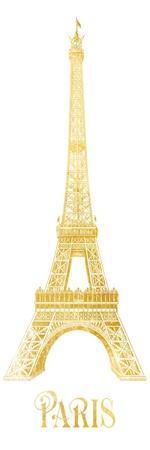 Gold Foil Paris