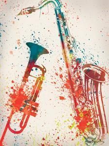 Jazz 2 by Victoria Brown