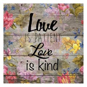 Love Patient by Victoria Brown