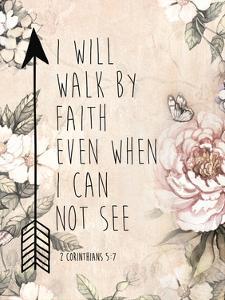 Walk By Faith by Victoria Brown