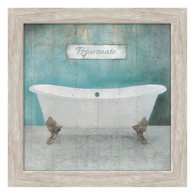 Wood Framed Aqua Bath
