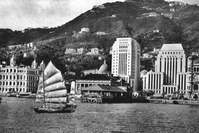 Victoria City, or the City of Victoria, Hong Kong, C1920S-C1930S