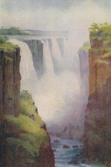 'Victoria Falls', 1924-Unknown-Giclee Print