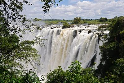 Victoria Falls, Zambezi River, Africa-Marc Scott-Parkin-Photographic Print
