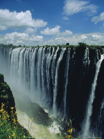 Victoria Falls, Zimbabwe, Africa-Dominic Webster-Photographic Print