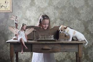 """Checkmate Or """"3 Against 1"""" by Victoria Ivanova"""