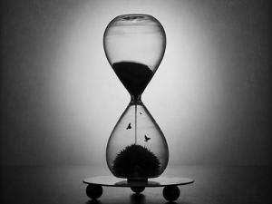 The inexorable Passage of Time by Victoria Ivanova