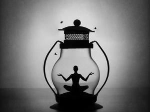 The inner Light. Meditation. by Victoria Ivanova