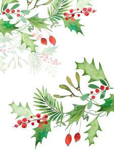 Christmas Berries by Victoria Nelson