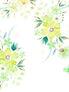 Floral Watercolor 2 by Victoria Nelson
