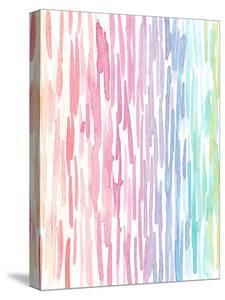 Rainbow Abstract 7 by Victoria Nelson
