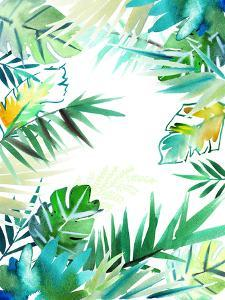 Tropical Foliage by Victoria Nelson