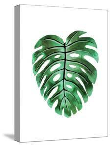 Tropical Leaf by Victoria Nelson
