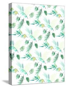 Tropical Pattern 2 by Victoria Nelson