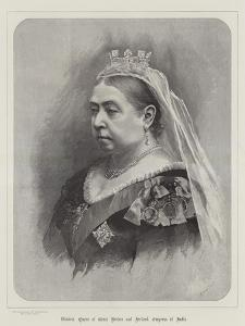 Victoria, Queen of Great Britain and Ireland, Empress of India