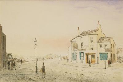 Victoria Road, Bootle-William Gavin Herdman-Giclee Print