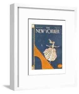 The New Yorker Cover - September 28, 1992 by Victoria Roberts