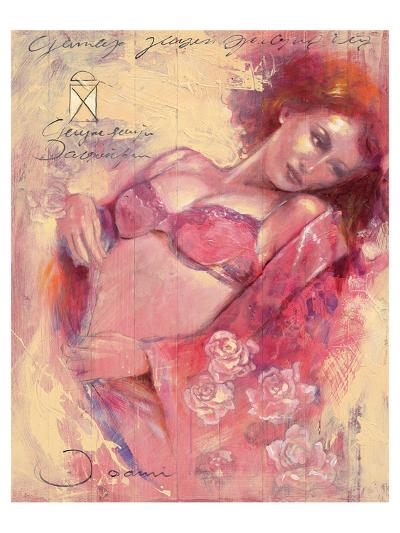 Victoria's Secret-Joani-Art Print