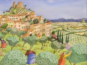 Tuscan Travel, 2009 by Victoria Webster