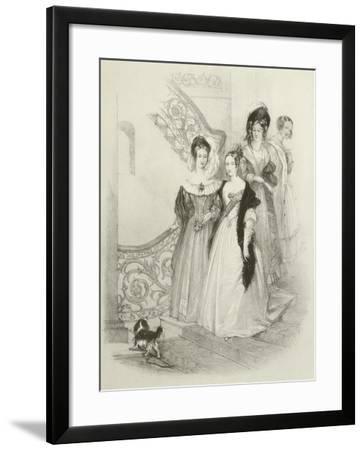 Victoria-Joseph Nash-Framed Giclee Print